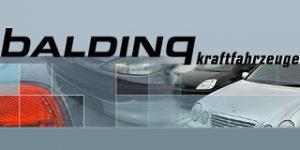 Balding-Kraftfahrzeuge