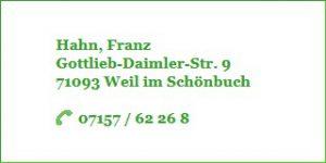 Franz-Hahn