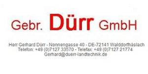 Gebr-Duerr